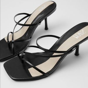 Zara strapping sandals